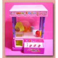 最頂級外銷款-投幣式抓娃娃機-日本國內販售款