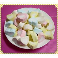 A級3公分彩色愛心棉花糖(1000g裝)