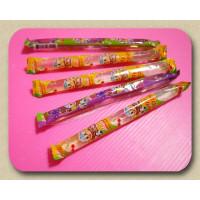 晶晶純蒟篛超有份量水果果凍條(5條裝)-台灣製造喔