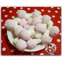 AA級義大利原裝進口寶格麗造型棉花糖900g包(蘑菇造型)