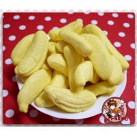 AA級義大利原裝進口寶格麗造型棉花糖900g包(香蕉造型)
