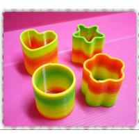 多造型彩虹彈簧圈(妙妙圈)4個組