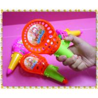 小型彈射拋接球玩具籃2隻裝
