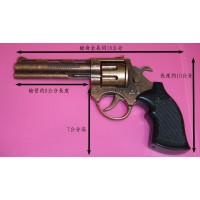 聖皇級懷舊鐵合金長左輪火炮槍