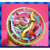 中度瘋狂考驗-立體飛碟解謎球(99關)