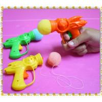 安全可愛軟球槍(加裝拉球線)