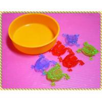 青蛙跳跳比遠玩具(6隻組)加送青蛙池