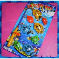 特大支釣魚玩具組(用勾的)