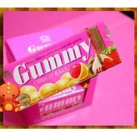 義美QQ巧克力球草莓煉乳一盒10入裝(長期大盤價優惠)