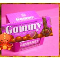 義美QQ巧克力球葡萄口味一盒10入裝(長期大盤價優惠)