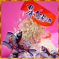 北海鱈魚香絲隨手包(咬勁版)26g包