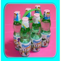 彈珠汽水(塑膠瓶裝)6罐裝-振芳公司貨