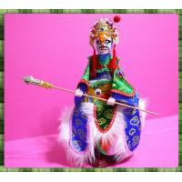 台灣民俗八家將布袋戲偶-春大神