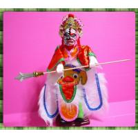 台灣民俗八家將布袋戲偶-甘爺又稱甘將軍