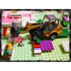 男人的收藏-超合金擬真工程車系列(山貓)