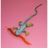 哎呀,蜥蜴大戰蜈蚣嚇一跳玩具(台灣製造)-惡作劇