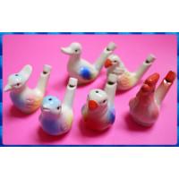 水笛又稱水鳥笛(陶瓷)單隻報價-鳥類主題