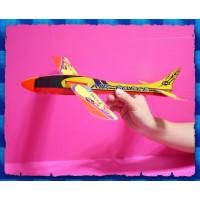 35公分超長機身的強力橡皮筋動力彈射飛機(單台報價)