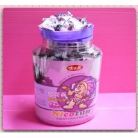 咪咪樂葡萄軟Q糖(筒裝)-公司貨