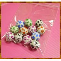 唯一正版貨-哈哈足球巧克力小包12顆隨手包