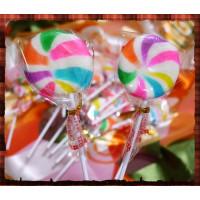 彩色風車棒棒糖(單隻報價)-台灣製造