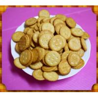 小圓餅也就是俗稱的鹹餅(本組奶油比例加倍)一台斤裝-使用紐西蘭原裝奶油