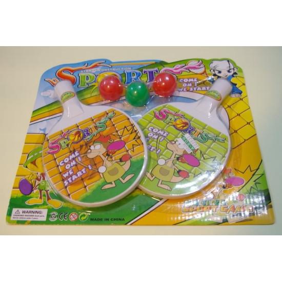 超擬真玩具桌球拍