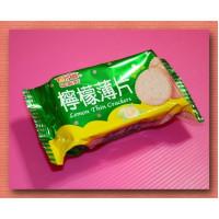 台灣製檸檬薄片餅隨手包-福義軒