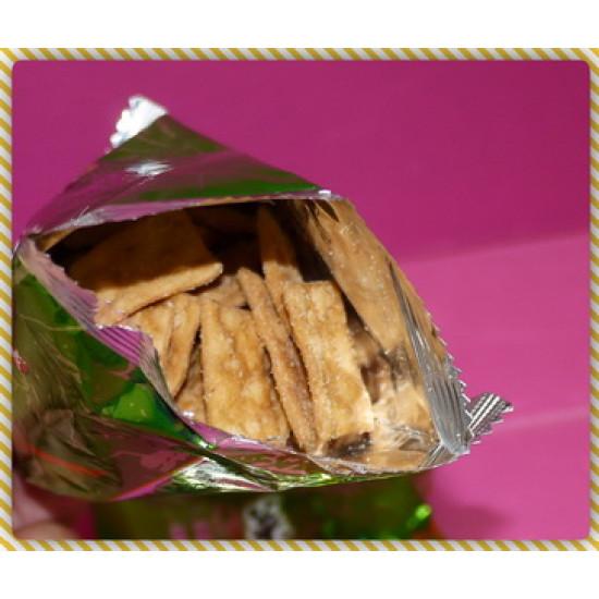 好吃的菜圃餅真空隨手包芥末口味單包