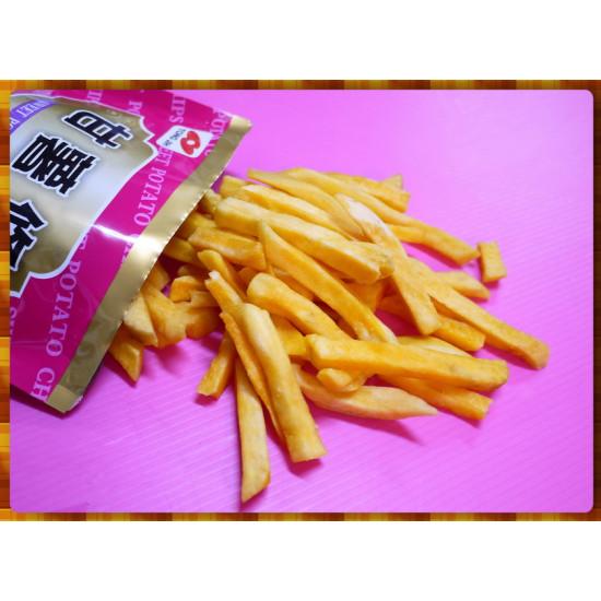 絕對勝過日本薯條三兄弟的甘薯條-全素10包裝