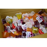 台灣製造-晶晶椰果蒟蒻果凍(共有四種口味)3公斤裝