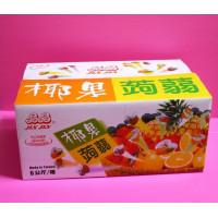 台灣製造-晶晶椰果蒟蒻果凍(共有四種口味)6公斤裝