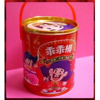乖乖公司貨-乖乖桶軟糖鐵桶禮盒