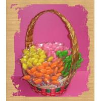 超大鬱金香棒棒糖100支裝含禮籃