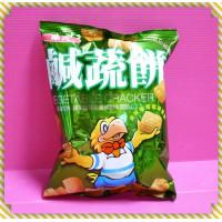 10元賣超懷舊華元鹹蔬餅(20包一箱裝)