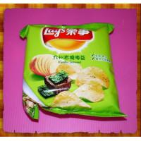 10元賣樂事洋芋片九州岩燒海苔口味(24包一箱裝)