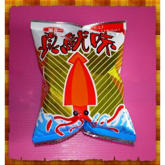 10元賣華元真魷味原味口味(20包一箱裝)