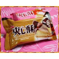盛香珍三層脆皮夾心酥隨手包(巧克力風味)