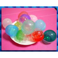 營業級彩色半透明扭蛋殼大顆裝(單顆報價)
