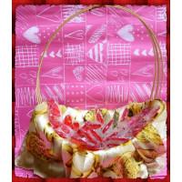 甜蜜的愛心棒棒糖蔓越莓口味台灣製100支裝含禮籃