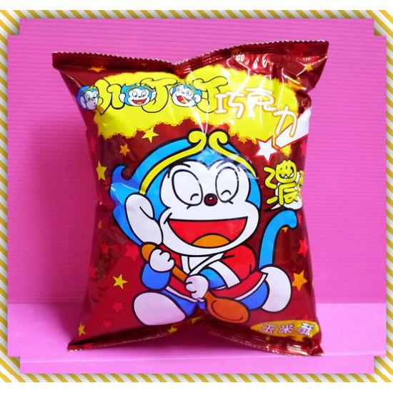 特大包特濃小叮叮巧克力玉米酥(單包報價)