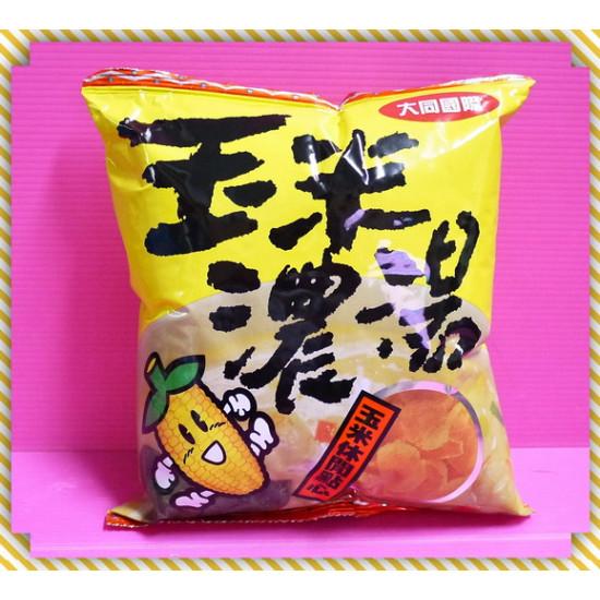 20元賣玉米濃湯休閒點心非油炸(單包報價)