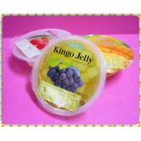 進口大杯葡萄風味果凍(含椰果)420g
