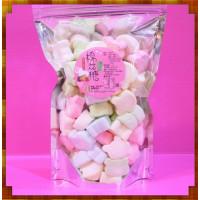 A級2.5公分彩色小熊棉花糖小包裝