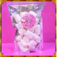 A級3公分雪白圓柱棉花糖小包裝