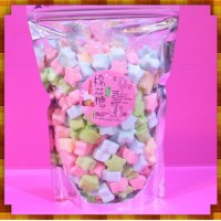 A級1.5公分彩色小星星棉花糖小包裝