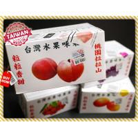 文創禮盒款-拉拉山水蜜桃味蒟蒻果凍(台灣製造)單盒報價