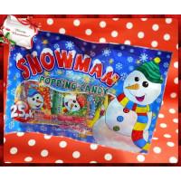 聖誕雪人跳跳糖(25小包裝)