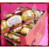 正公司貨-義大利金莎巧克力(3顆裝)