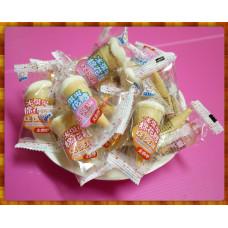 A級6公分長冰淇淋造型夾心棉花糖1000g裝